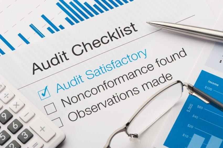 Audit Review & Compilation