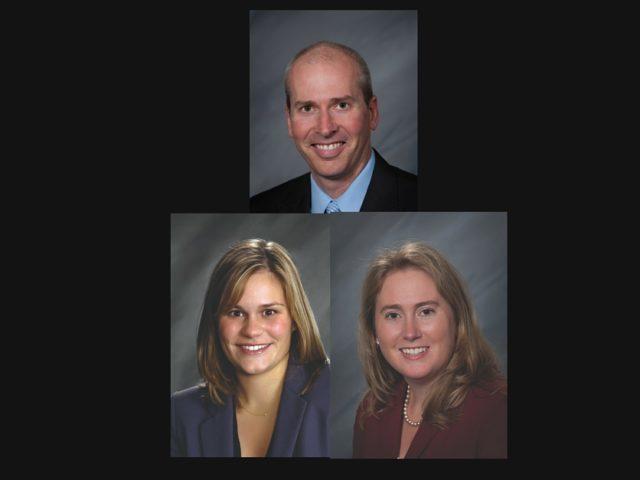 Nina Braun, Doug Kenoyer and Jennifer Konvalin admitted as partners<br><br><br><br><br><br>